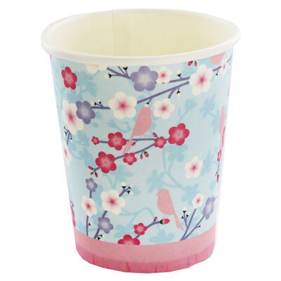 8 Blossom Party Cups image number 2
