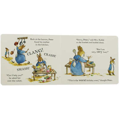 Happy Birthday: A Peter Rabbit Tale image number 2