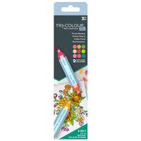 Spectrum Noir TriColour Aqua Markers: Floral Meadow