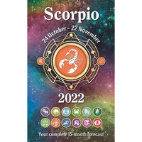 Horoscopes 2022: Scorpio