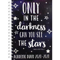 A5 See the Stars Day a Page 2020-21 Academic Diary