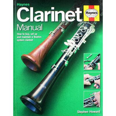 Haynes Clarinet Manual image number 1