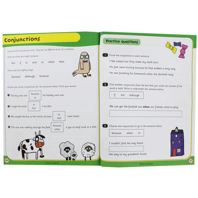 Don't Panic SATs: Key Stage 1 English image number 2