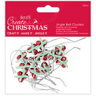 Jingle Bell Clusters: Pack of 12 image number 1