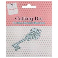 Key Metal Cutting Die