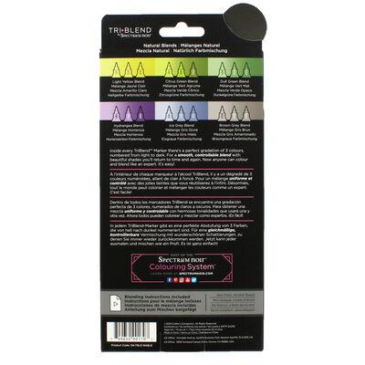 Spectrum Noir TriBlend - Natural Blends - 6 Pack image number 2