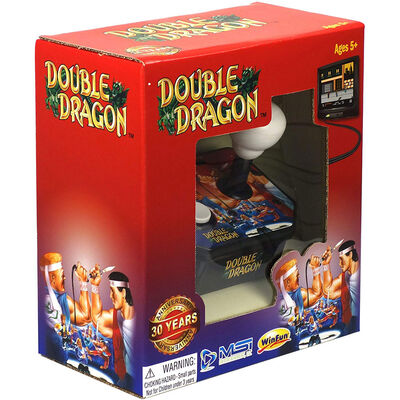 Double Dragon Plug N Play image number 1