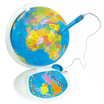 Interactive Educational Globe image number 2