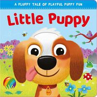 Little Puppy Touch and Feel Book
