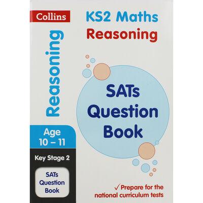 KS2 Maths Reasoning SATs Question Book image number 1