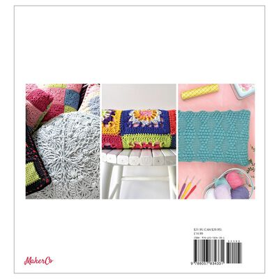 Making Crochet Cushions image number 2