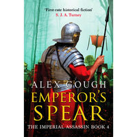 Emperor's Spear: The Imperial Assassin Book 4