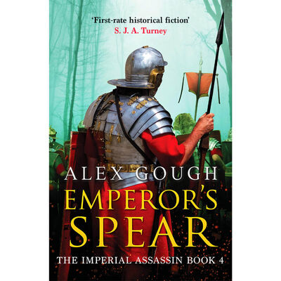Emperor's Spear: The Imperial Assassin Book 4 image number 1