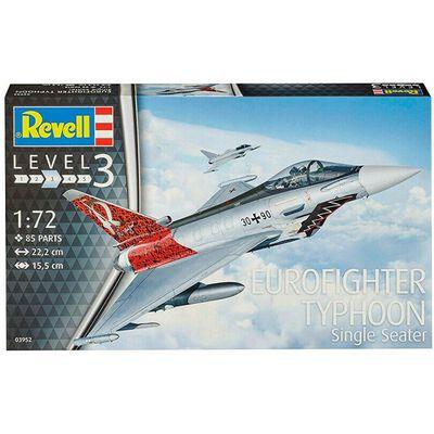 Revell Eurofighter Typhoon Model Kit image number 1