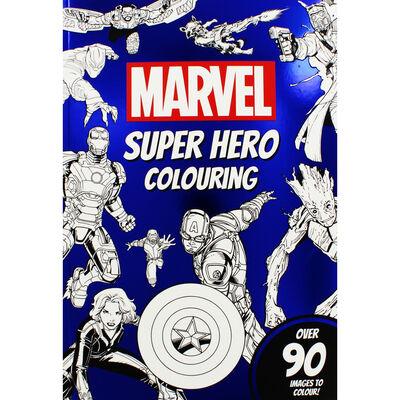 Marvel Super Hero Colouring Book image number 1