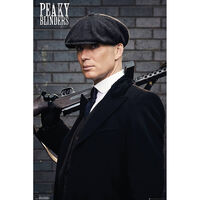 Peaky Blinders: Tommy Shelby Wall Poster