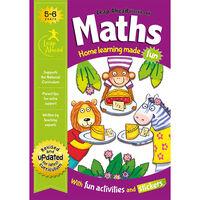 Leap Ahead Workbook: Maths 5-6 Years