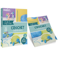 Mini Craft Class: Crochet Creatures