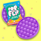 Pop 'N' Flip Bubble Popping Fidget Game: Assorted Circle image number 7