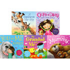 Friends And Family Fun: 10 Kids Picture Books Bundle image number 3