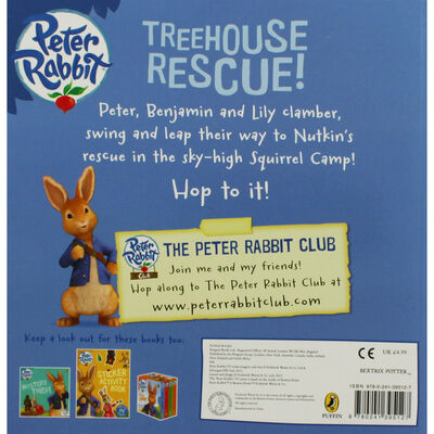 Peter Rabbit: Treehouse Rescue image number 2