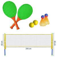Family Racket & Net Set