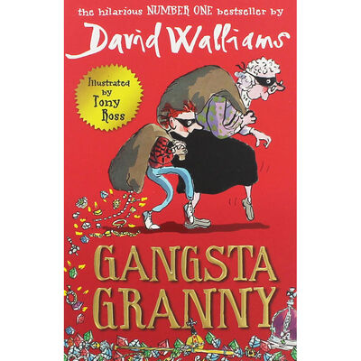 David Walliams: Gangster Granny image number 1