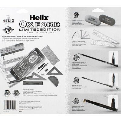 Helix Oxford Large Blue Stationery Set image number 4