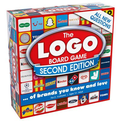 Logo Board Game Second Edition image number 1