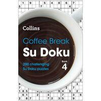 Coffee Break Su Doku: Book 4