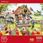 Birdhouse 500 Piece Jigsaw Puzzle image number 1