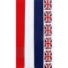 Union Jack Paper Chains - 100 Pieces image number 1