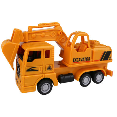 Construction Vehicles: Assorted image number 1