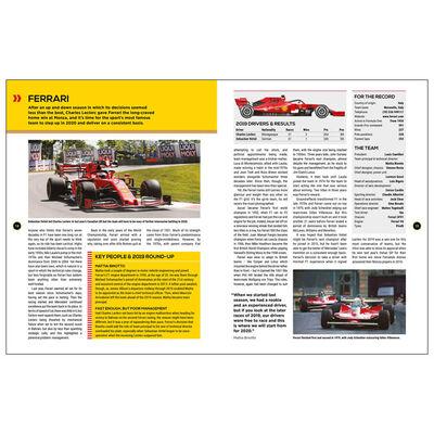 Formula One 2021: The World's Bestselling Grand Prix Handbook image number 2