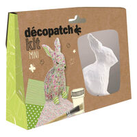 Decopatch Mini Kit: Rabbit