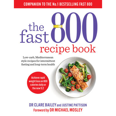 The Fast 800 Recipe Book image number 1