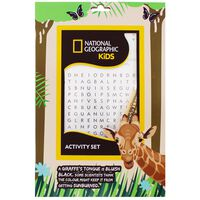 National Geographic Activity Set