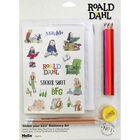 Roald Dahl Sticker Your Own Stationery Set image number 1