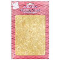 Adhesive Gold Gilding Sheet