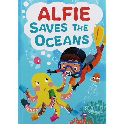 Alfie Saves the Oceans image number 1