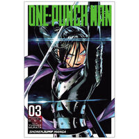 One-Punch Man: Volume 3