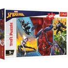Spider-Man 100 Piece Jigsaw Puzzle image number 1