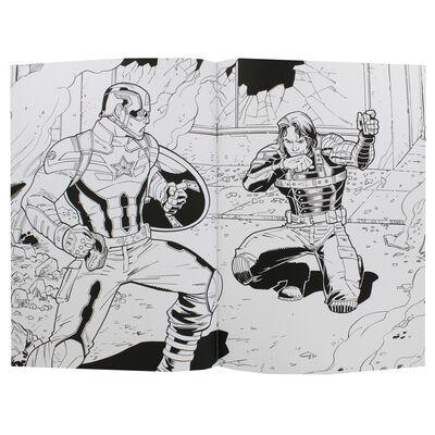 Marvel Super Hero Colouring Book image number 3
