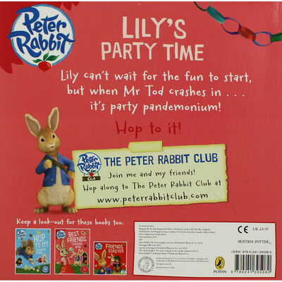 Peter Rabbit: Lily's Party Time image number 2