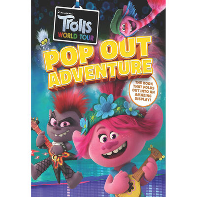 Trolls Pop-Out Adventure image number 1