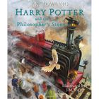 Harry Potter and the Philosopher's Stone: Illustrated Edition image number 1
