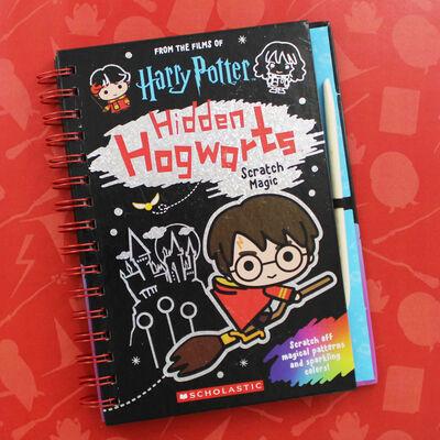 Harry Potter: Hidden Hogwarts Scratch Magic image number 4