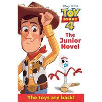 Disney Pixar Toy Story 4: The Junior Novel