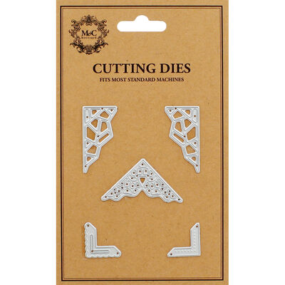 Corner Piece Cutting Dies image number 1