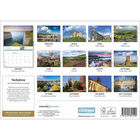 Yorkshire 2020 A4 Wall Calendar image number 2